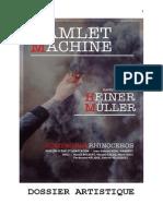 Hamlet-machine / Dossier artistique