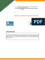 modelo operativo incentivos