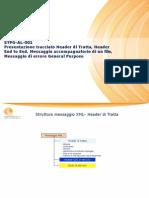 STPG-AL-001 Struttura Msg - V.00.06.15