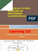 Quality TEACHING skills