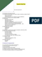 Temario SQL Plus UNAM