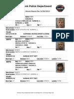 public arrest report for- 5302014