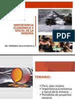 Tema 5-2013-2 Importancia Economica y Social de La Minería