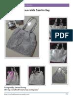 reversible sparkle bag pattern