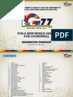 MANUAL G77 Inglés