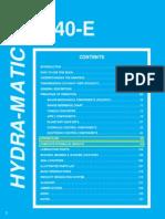4T40E Repair Manual
