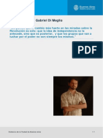 Entrevista Dimeglio