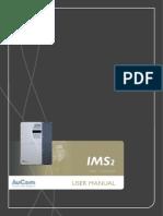 IMS2 User Manual