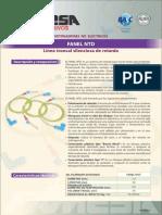 Detonadores No Electricos - Fanel Ntd - Línea Troncal Silenciosa de Retardo