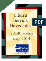2014ko Maiatza -- Mayo 2014