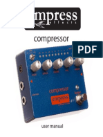 Empress Compressor User Guide