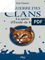 La guerre des Clans HS, La Quet - Hunter Erin.pdf