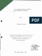VARIAÇÃO DE PRESSÃO EM POÇOS DE PETRÓLEO DEVIDA A MOVIMENTO DE COLUNAS