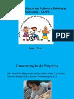 CEAPASITE - Programa Educação de Autistas