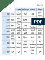schedule 2015 62 maggchen