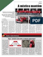 Reportagem Jornal Bombeiros de Portugal