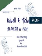 Wedding Invitation Simple Model