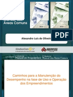 2 Palestra Alexandre Oliveira - MANUTENÇÃO PREDIAL
