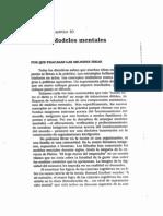 Peter Senge - La Quinta Disciplina Cap. 10