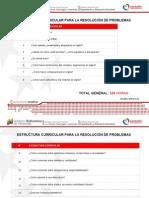 Estructura Curricular Julio-octubre