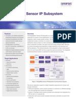 Sensor Subsystem Dshgfh