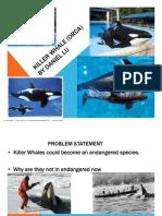 tap science killer whale presentation