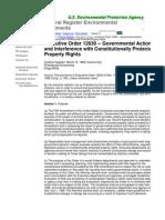 Federal Register Environmental Documents