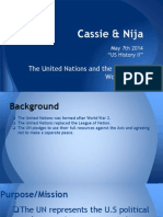 theunitednations nija cassie