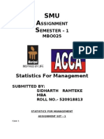 Statistics for Management-2