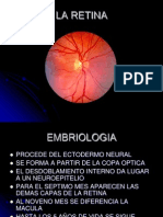 Oft Clase 10 La Retina