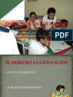 Derechos en Educación Exposición Liborina