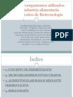 10.1. Microorganismos en la industria alimentaria.pptx