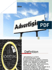 Prezentare Advertising