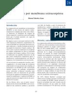 28-Oxigenacion Membrana Extracorporea