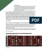 Escalas Definitivas Para Guitarra Eléctrica