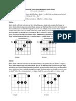 Guitar Lesson 8
