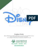 2. DISNEY - Servicio Al Cliente