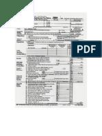 Allen Taxes 2009-2013