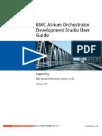 BMC Atrium Orchestrator 7-6-02 Development Studio User Guide