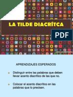 El Acento Diacritico (Intel