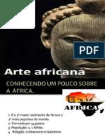 Arte Africana- 9ºb