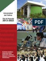 Plan de Desarrollo 2013 2022 V