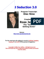 Speed Seduction 3 Disc Nine