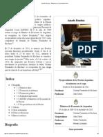 Amado Boudou - Wikipedia, La Enciclopedia Libre