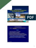 Sesión 4 - Analisis de Costos en Operaciones Mineras a Tajo Abierto (08-May-14)
