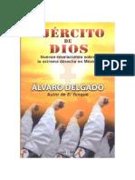 Alvaro Delgado-el Ejercito de Dios