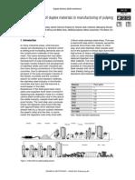Aplicação Em Indústria de Pulp& Paper - ÓTIMO