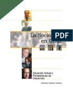 Vásquez Alejandro Proyecto de Libro La Sociología en Chile - Estado Actual y Perspectivas de Desarrollo