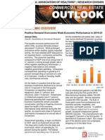 Commercial Real Estate Outlook, May 30, 2014