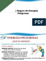 Manejo Seguro de Energías Peligrosas